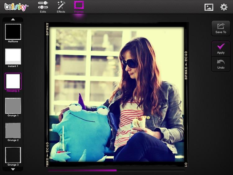 BeFunky Photo Editor for iPad screenshot-4
