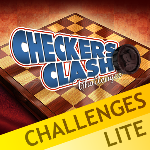 Checkers Clash Challenges Lite