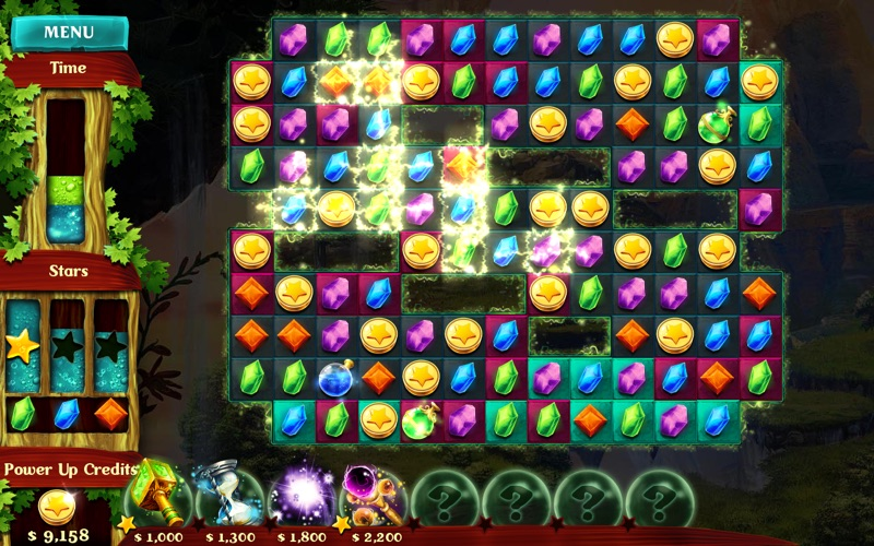 Jewel Legends: Magical Kingdom screenshot 2