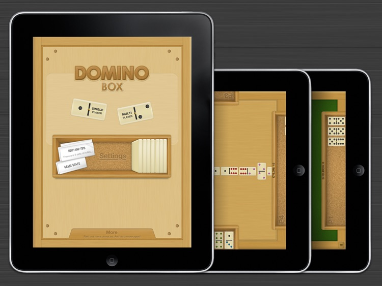 Domino Box HD screenshot-4