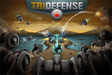 TriDefense Free screenshot-0
