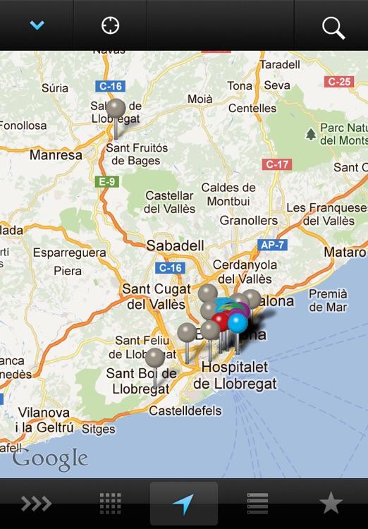 Barcelona: Wallpaper* City Guide screenshot-3