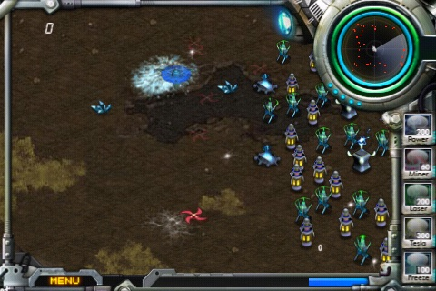 Ever Defense TD screenshot-2