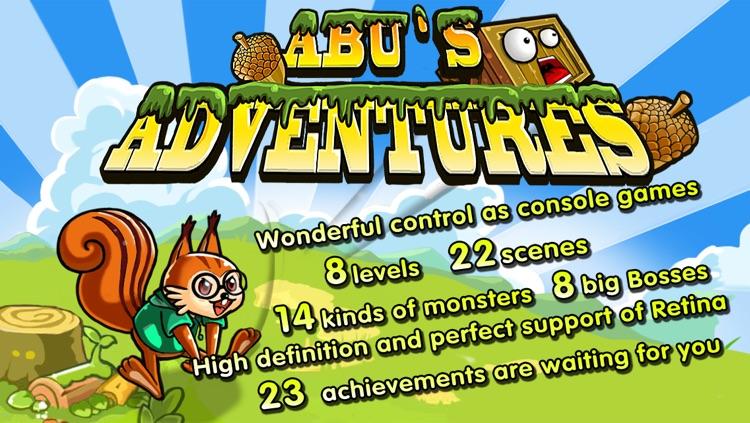Abu's Adventures FREE screenshot-4