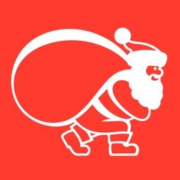 Santa's Bag - Christmas Gift List