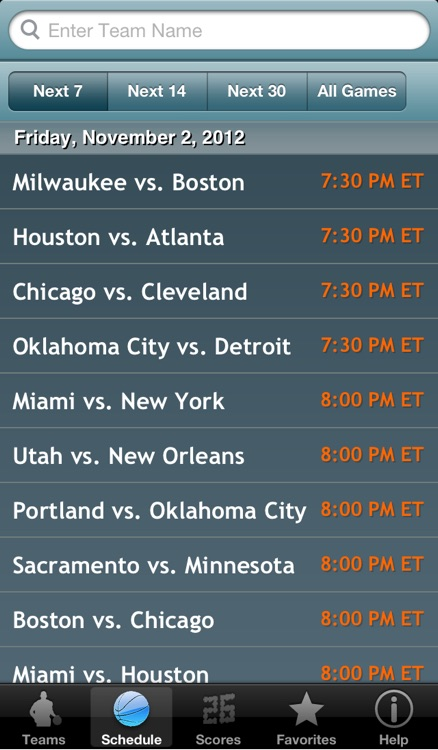 Pro Hoops Radio & Live Scores screenshot-2