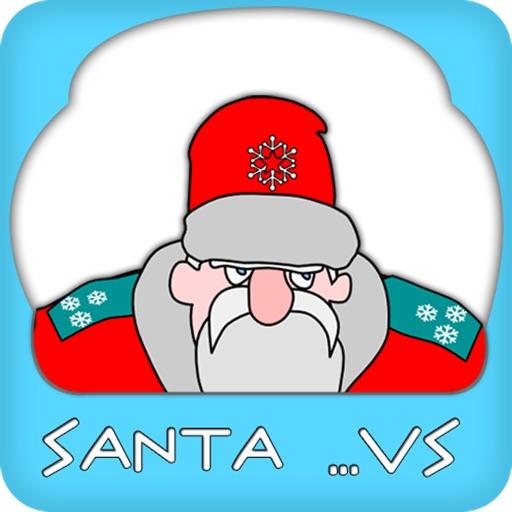 Santa Vs Fanta