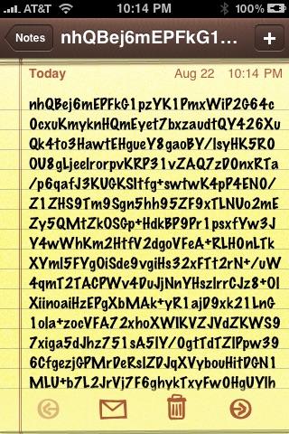 Secret Message screenshot-4
