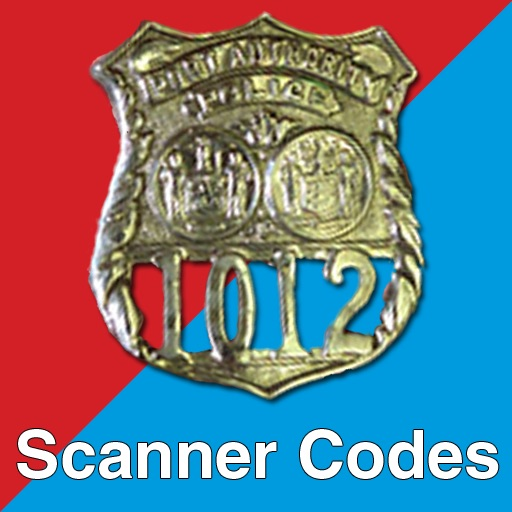 Police Scanner Codes icon