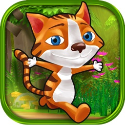 3D Happy Animal Forrest Racing Challenge Free