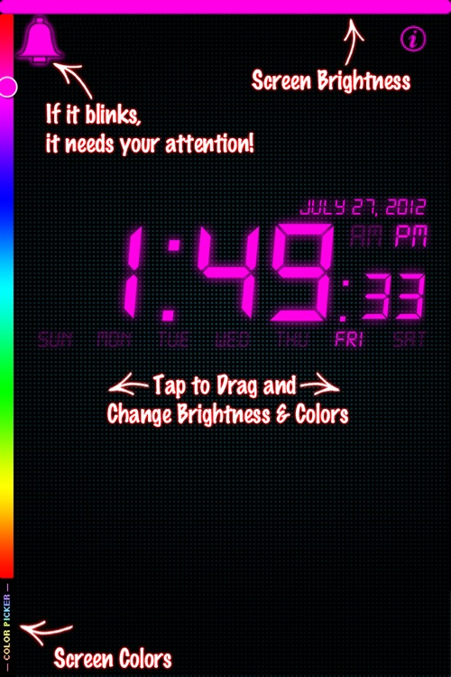Today Clock Pro screenshot-3