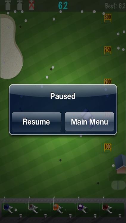 Golf RAnGE Lite screenshot-4