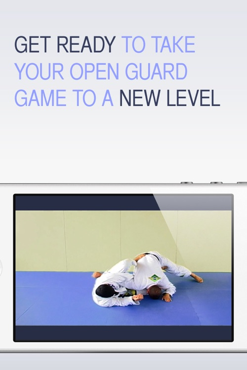 BJJ Open Guard - Andre Galvao Jiu Jitsu Vol 2 screenshot-2