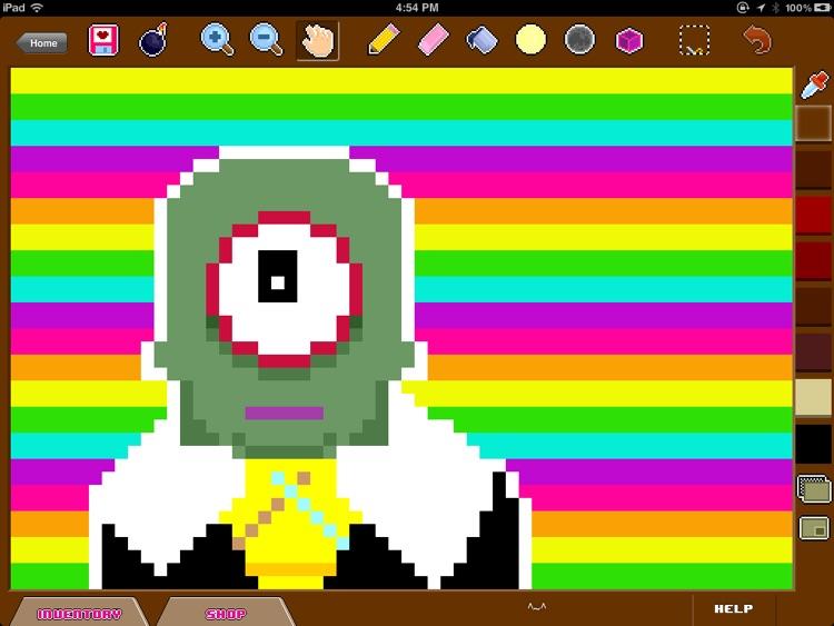 Make Pixel Art screenshot-3