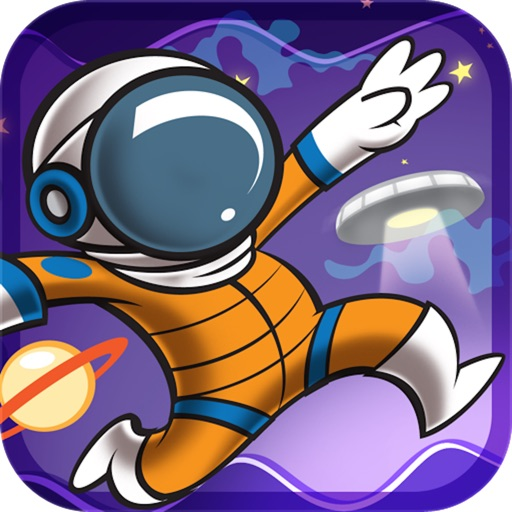 Bouncy Astronaut icon