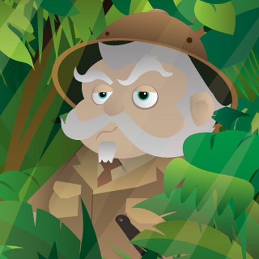 Doctor Cog On Safari