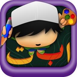 Muslim Kids Series : Hijaiya (Arabic Alphabet)