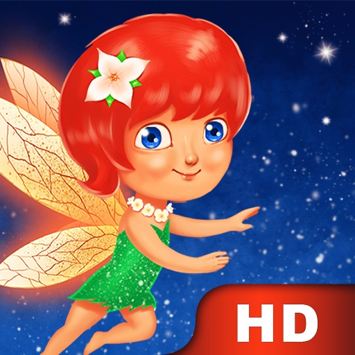 Fairy Secrets HD - Children's Story Book