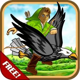 Archer Adventure FREE - Journey Through The Lost World of Legend