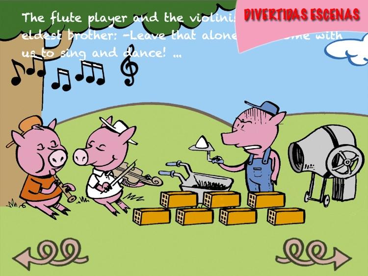 Three Pigs Interactive Book lite