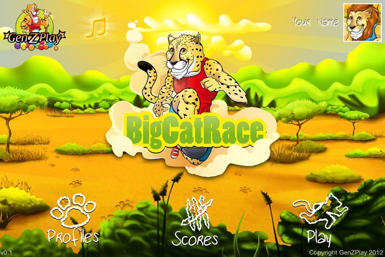 Big Cat Race screenshot-3