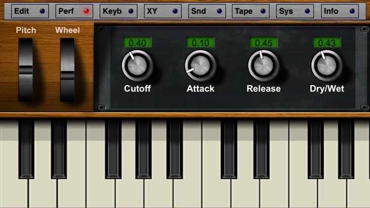 NLog MIDI Synth