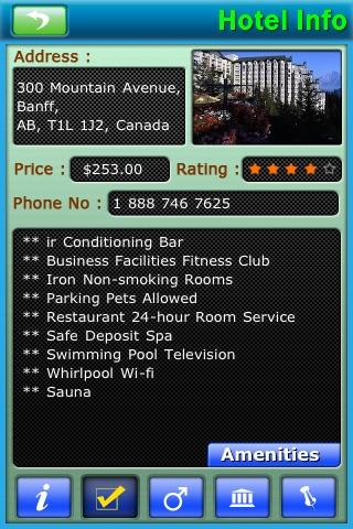 Banff National Park - Offline Guide screenshot-4