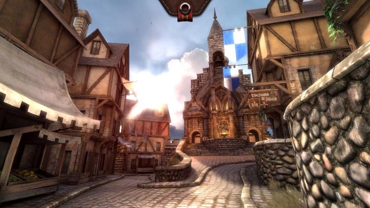 Epic Citadel screenshot-3