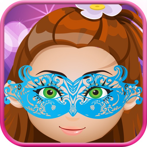 Kids Masquerade Makeover - Awesome Girls Free Makeup Game