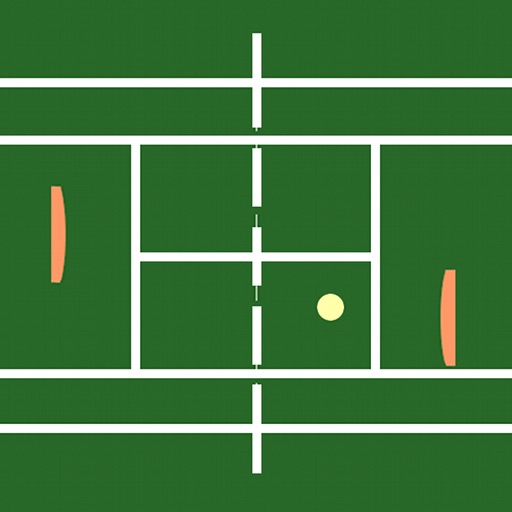 Simple Tennis Old School icon