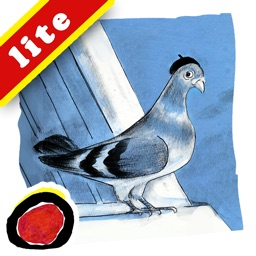 Inspector Peckit - a classic story book for kids about a detective pigeon's search for a little girl's lost knit bag by the author of Corduroy, Don Freeman. A perfect bedtime tale.(iPad Lite version, by Auryn Apps)