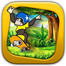 Rollerblade Ape - Help Kong Escape