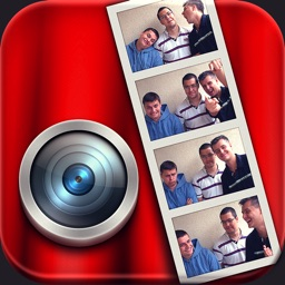 Boothsy - amazing photo booth producing beautiful photostrips