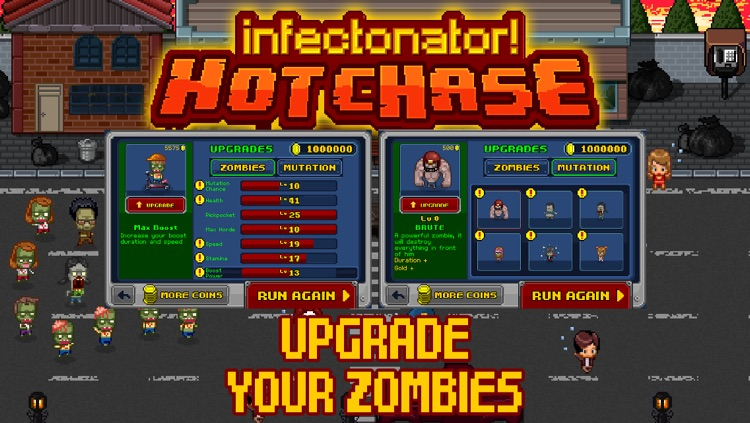 Infectonator : Hot Chase screenshot-1