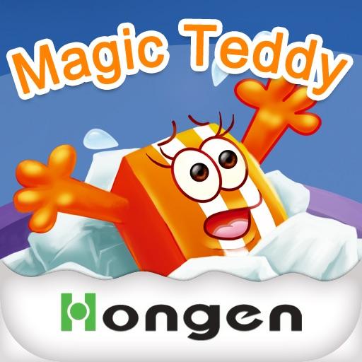 Magic Teddy English for Kids -- Saving Eraser