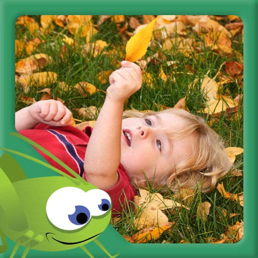 Learn to Speak - I Like Fall (Book for Speech Therapy)