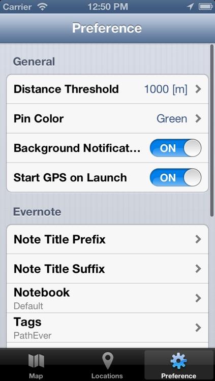 PathEver for Evernote screenshot-4