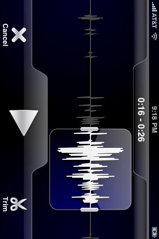 SpeakEasy Voice Recorder screenshot-3