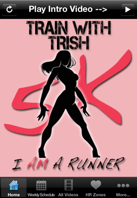 Train With Trish: 5K (Couch to 5K)