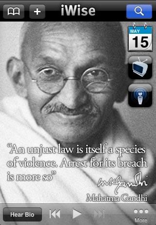 iWise - Wisdom on Demand
