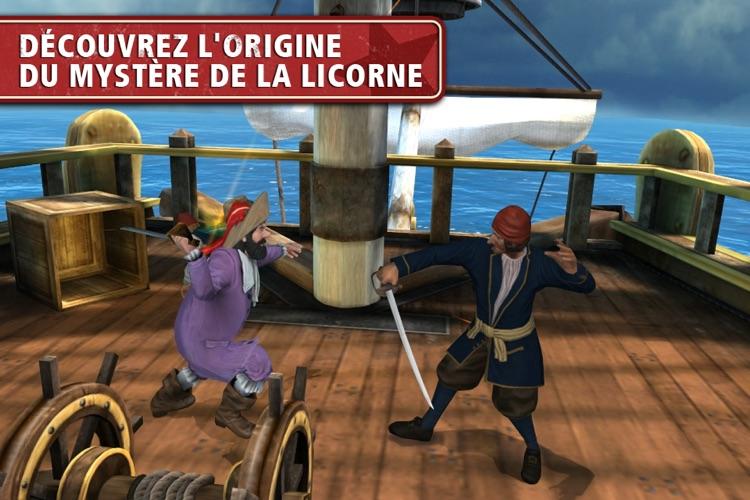 Les Aventures de Tintin : Le Secret de la Licorne - Le Jeu screenshot-3
