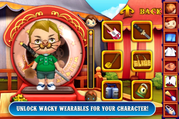 Carnival Games Lite for iPhone screenshot-3