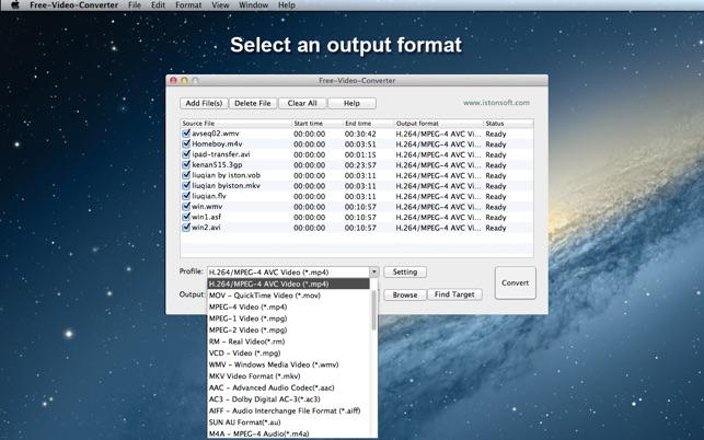 free vob to mp4 converter mac
