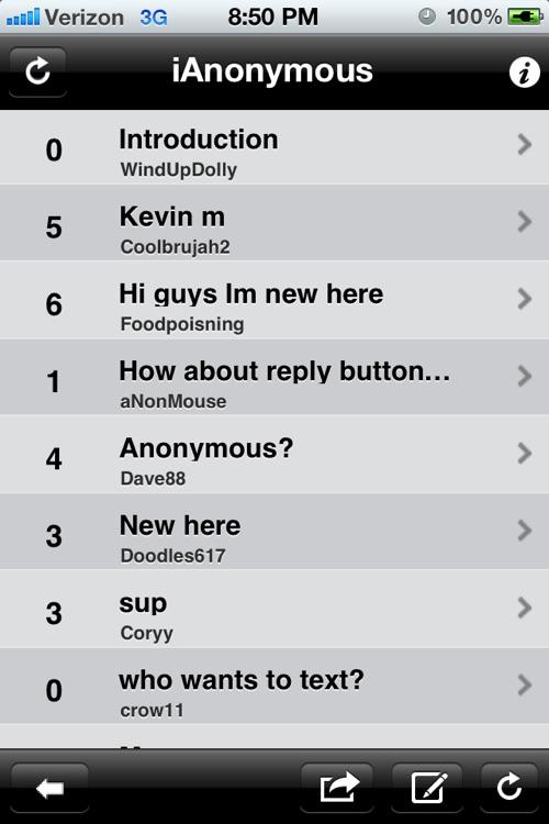 iAnonymous screenshot-4