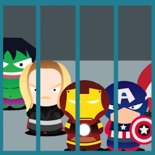 Hero Rescue - Avengers edition