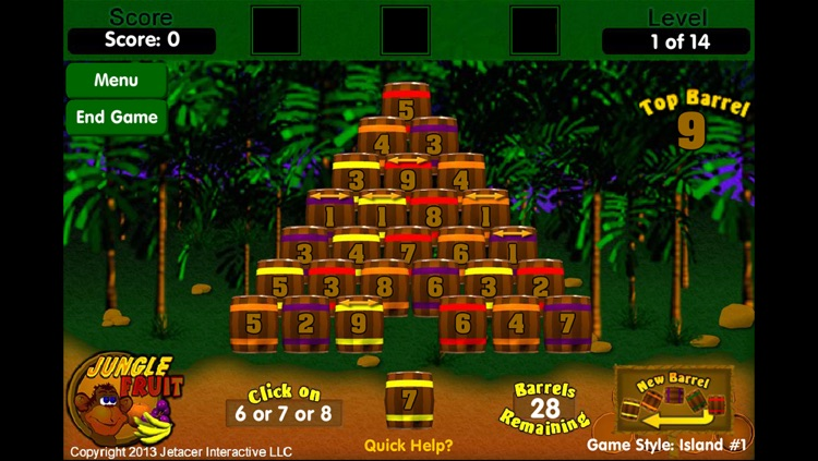 Jungle Fruit screenshot-2
