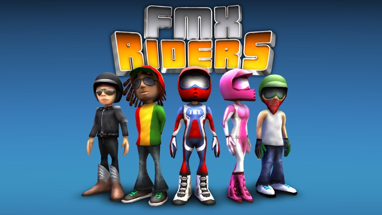 FMX Riders screenshot-4