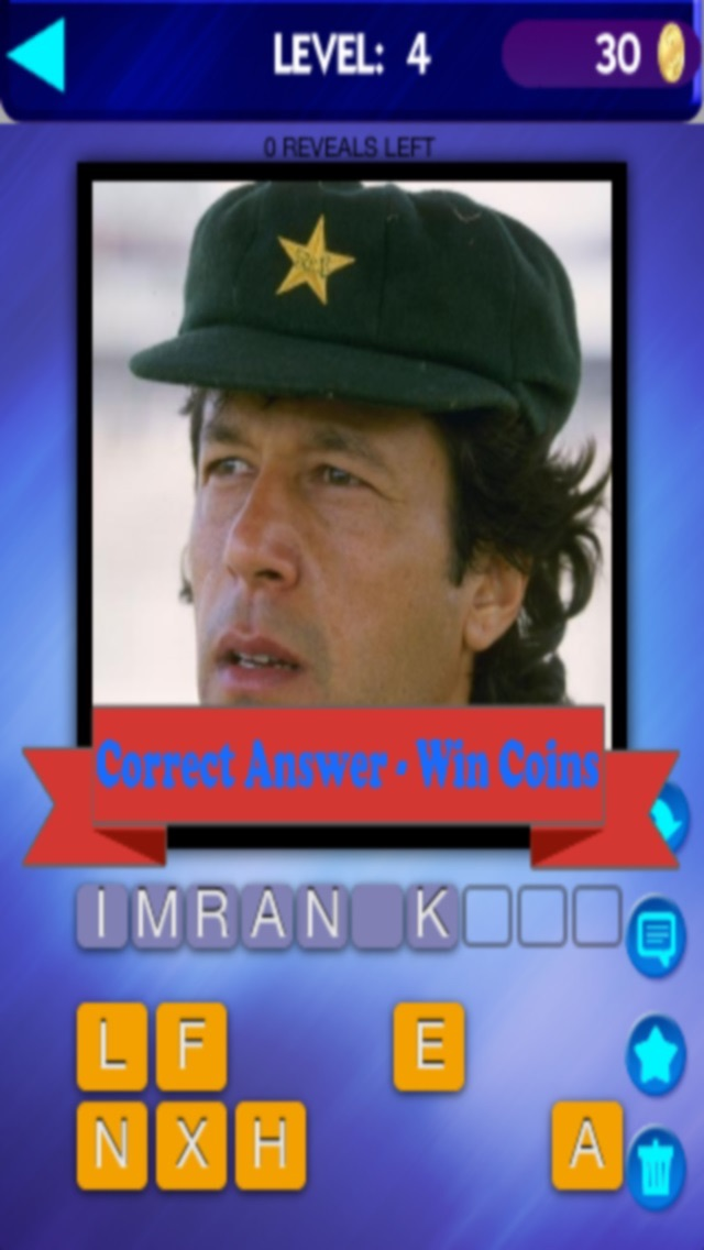 Guess Who Cricket Quiz - Legends & Idols Edition - Free Version-4