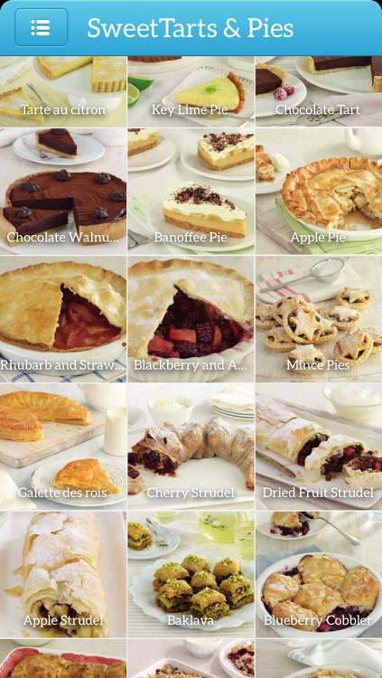 Dessert Recipes - TK Photo Cookbook screenshot-2