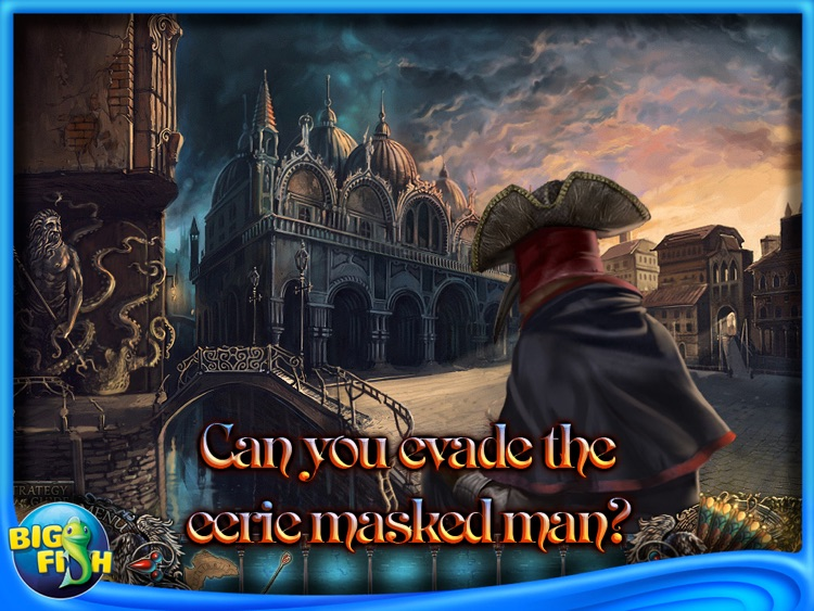 Grim Façade: Mystery of Venice Collector's Edition HD